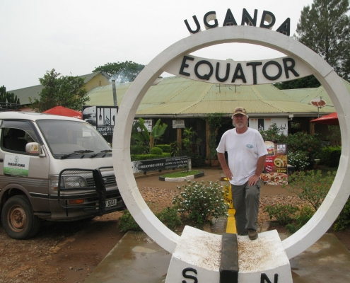19 days Uganda Safari